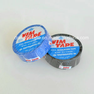 Various Colors of Osaka, Vini, Vim, 3m PVC Insulation Tape Hot Sales with Competitive Price pictures & photos