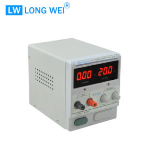 75W PS1505D Lab Linear DC Power Supply with Alligator Test Lead Set pictures & photos