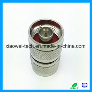 1/2 DIN Wire Male BNC Coaxial Connector pictures & photos