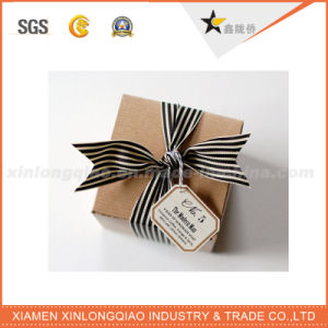 Customzied Printed Luxury Box Scarf Packaging Box with Your Design pictures & photos