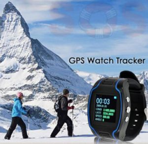 2.5 Inch Layar Jam Tangan Smart Watch, Micro Gelang Chip GPS Tracker GPS101 for Children and Adult pictures & photos