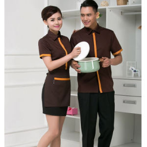 New Arrival Restaurant Waiter Uniform pictures & photos