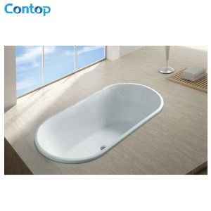 Australia Standard Bathroom Sanitary Ware Acrylic Built-in Bathtub pictures & photos