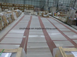 Natural White Serpenggiante Marble for Tile/Slab/Counter Top/Kitchen Top/Worktop pictures & photos