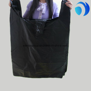 Oversized HDPE/LDPE Vest Bags with Good Quality pictures & photos