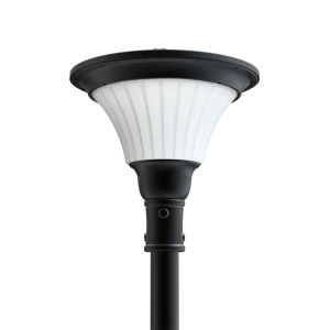 New Design Patent 30 Watt Garden Solar LED Street Landscape Light pictures & photos