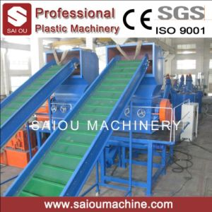 Waste Plastic Pet Crushing Recycling Machine pictures & photos