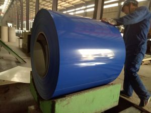 Sea Blue Pre-Painted Steel Coils Factory in China pictures & photos