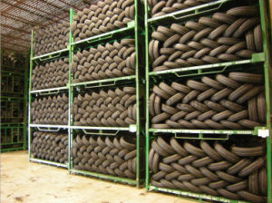 Tyre Industrial Transport Logistic Tire Shipping Rack pictures & photos