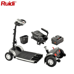 Go Go Small Size Foldable Electric Motor Scooter Light Mobility Scooter pictures & photos