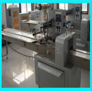 Best Price Htl-280b/280c/280d/280e Automatic Biscuit / Pie / Bread / Instant Noodle / Industrial Part / Pillow Wrapping Machine pictures & photos