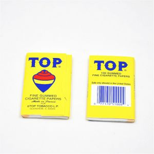 Tobacco Paper Buring Herbs Cigarette Papers Gummed Smoking Papers pictures & photos