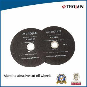 Tj 1210 Abrasive Cut off Wheels pictures & photos