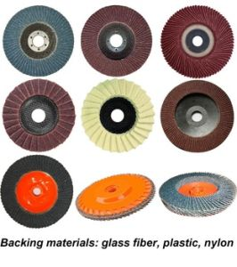 Zirconia Oxide Heavy Duty Grinding Flap Disc for Stainless Steel pictures & photos