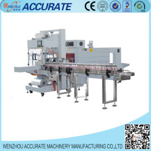 Automatic Sleeve Wrapper for Pet Glass Metal Bottles pictures & photos