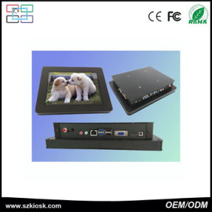10.4inch Resistivetouch Screen Industrial All in One PC+4G+64G SSD pictures & photos