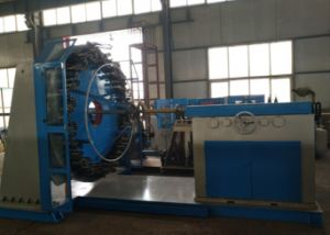 Steel Wire Braiding Machine for Hydraulic/Rubber/Hose Tube pictures & photos