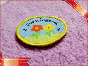 Cute Baby Clothing Woven Label Kids Garment Main Label pictures & photos