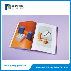 Excellent Fashion Color Magazine Printing Service in China pictures & photos