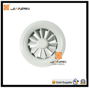 Wholesale Air Conditioning Aluminum Round Exhaust Swirl Diffuser pictures & photos