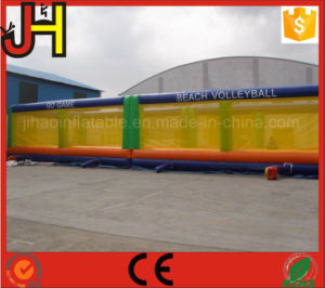 Inflatable Beach Volleyball Court for Sale pictures & photos