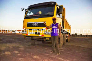 FAW Camc Lorry Dump Truck 8*4 pictures & photos