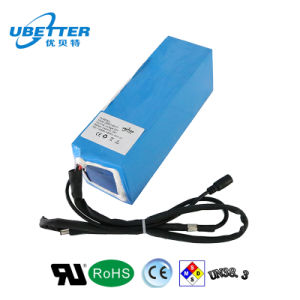 Manufactory LiFePO4 Battery Lithium Battery Pack for Electric Bicycle (24V 60Ah) pictures & photos