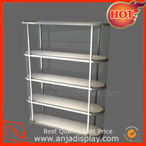 Commercial Metal Gondola Clothing Shelves Display Stand pictures & photos