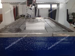 Customized CNC Stone Engraving Machinery for 3D Relief pictures & photos