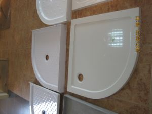 Sector Acrylic Shower Tray, Acrylic Shower Plate pictures & photos