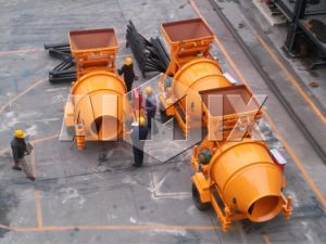 Jzc500 Concrete Mixer for Sale pictures & photos