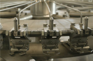 PLC Control 3-in-1 Water Filling Capping Machine for Pet Bottle pictures & photos