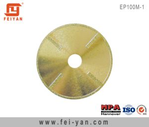 Continuous Rim Type Ep Blade for Marble pictures & photos