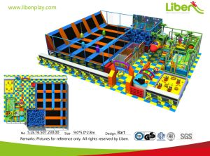 Gym Fitness Equipment, Gymnastic Foam Pit, Gymnastic Trampoline pictures & photos