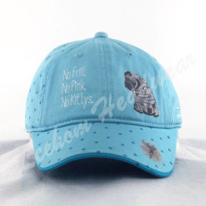 Flower Print Fashion Children Cap with Animal pictures & photos