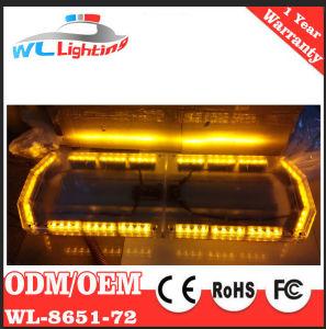 LED Warning Lightbar for Ambulance Strobe Rescue Vehicle Lighting pictures & photos