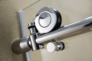 by Pass Big Roller Stainless Steel Accessories Shower Door Screen Bathroom Door pictures & photos