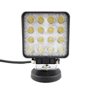 5 Inch 48W Epistar LED Spot Truck Work Lights pictures & photos
