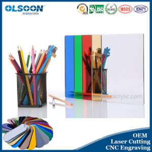 0.8-6mm Acrylic Mirror/Cosmetic Mirror/Makeup Mirror/Silver Mirror/Bathroom Mirrors pictures & photos