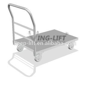 Stainless Steel Platform Trolleys pictures & photos