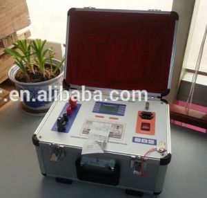 100A to 600A Contact Resistance Tester for Circuit Breaker pictures & photos