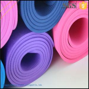 Fitness Non Slip Yoga Mat Custom TPE Yoga Mat pictures & photos