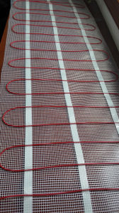 VDE Ce Electrical Underfloor Heating Mats (160W/sq. m) pictures & photos