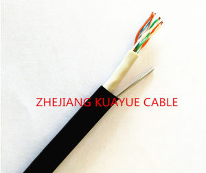Outdoor Cable 4 Pair UTP Cat5e /Communication Cable pictures & photos