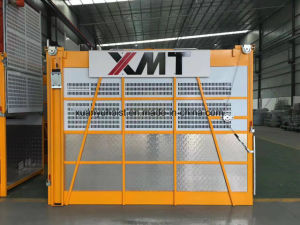 Xmt 1000kg Single Cage Construction Elevator for Sale pictures & photos