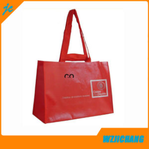 Cheap PP Woven Shopping Bag Tote Handle Bag pictures & photos