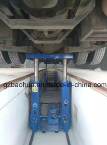 Truck Trench Hydraulic Lift/Heavy Duty Truck Lift/Truck Hoist pictures & photos
