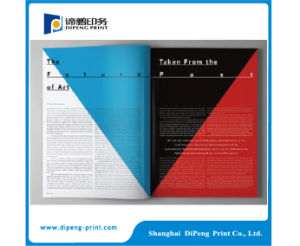 High Quality Full Color Perfect Binding Catalogue Printing pictures & photos