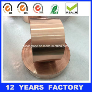 Top Quality Soft Temper Ultra Thin Rolled Copper Foil Free Samples pictures & photos