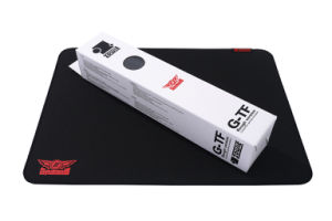 Customized Logo Printed Gaming Mouse Pad with Stitched Edge pictures & photos